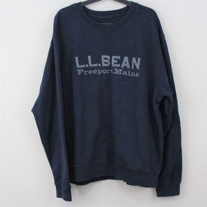 VTG L.L. Bean Freeport Maine Sweater C488